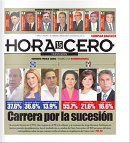 Hora Cero Nuevo León Edición # 192