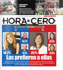 Hora Cero Nuevo León Edición # 204