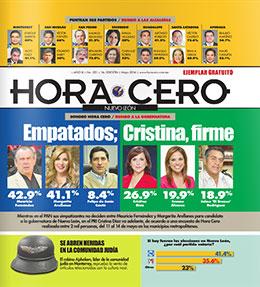 Hora Cero Nuevo León Edición # 221