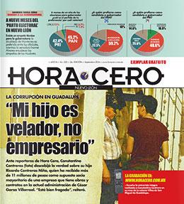 Hora Cero Nuevo León Edición #230