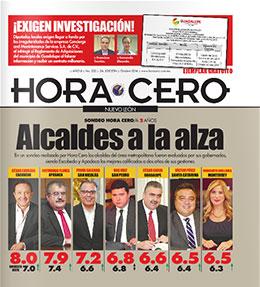 Hora Cero Nuevo León Edición #232
