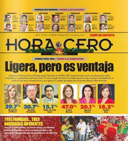 Hora Cero Nuevo León Edición #235
