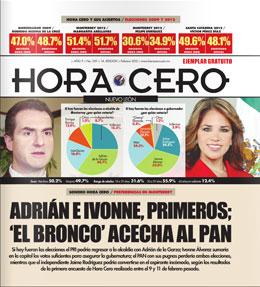 Hora Cero Nuevo León Edición #239