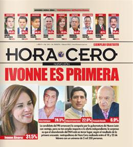 Hora Cero Nuevo León Edición #240
