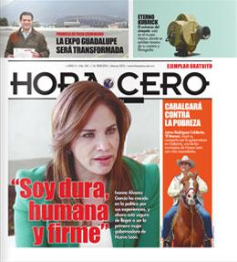 Hora Cero Nuevo León Edición #241