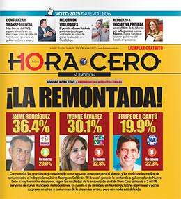 Hora Cero Nuevo León Edición #244