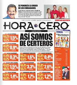 Hora Cero Nuevo León Edición #245