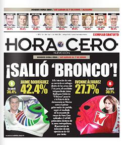 Hora Cero Nuevo León Edición #246