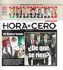 Hora Cero Nuevo León Edición #255
