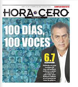 Hora Cero Nuevo León Edición #261
