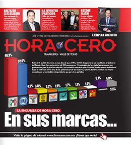 Hora Cero Tamaulipas #430
