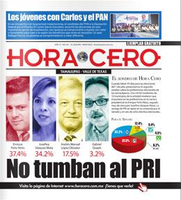 Hora Cero Tamaulipas Edición #341