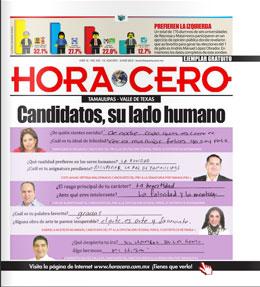 Hora Cero Tamaulipas Edición #343