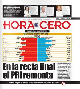Hora Cero Tamaulipas Edición #368