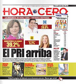 Hora Cero Tamaulipas Edición # 413