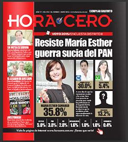 Hora Cero Tamaulipas Edición # 414