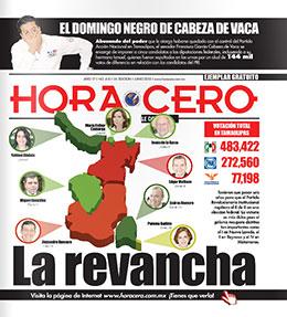 Hora Cero Tamaulipas Edición # 415
