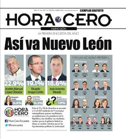 Hora Cero Nuevo León #309