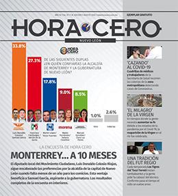 Monterrey sigue naranja